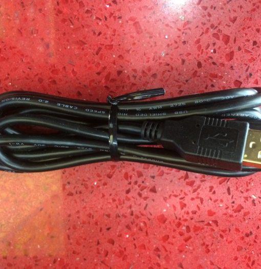 PS4 USB Cable Cargador de control bolsa gener