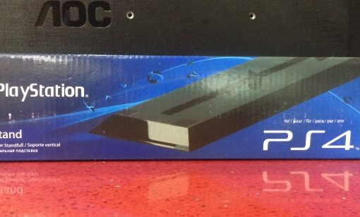 PS4 Vertical Stand Negro Sony