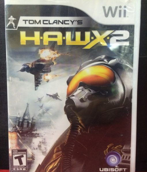 Wii HAWX 2 game