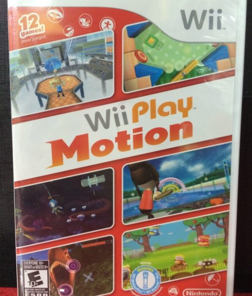 Wii Play Motion game