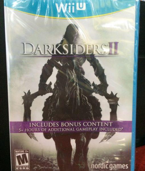 Wii U Darksiders II game