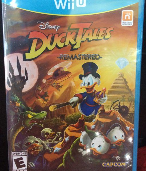 Wii U Disney DuckTales game