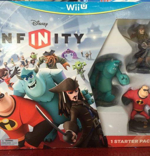 Wii U Disney Infinity Starter Pack game