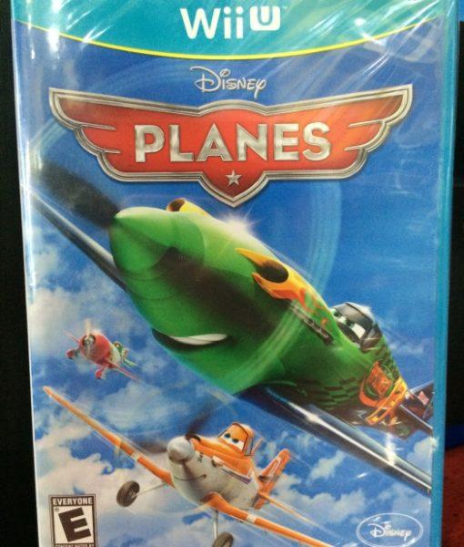 Wii U Disney Planes game