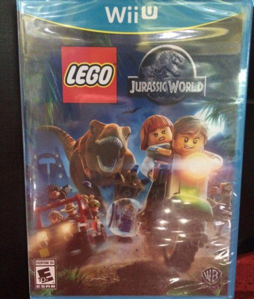 Wii U LEGO Jurassic World game