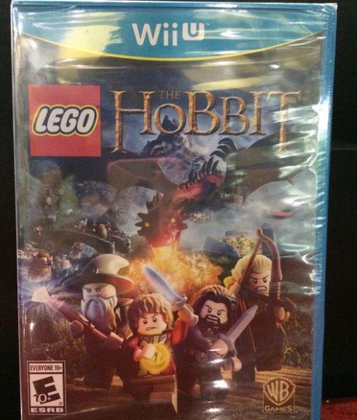 Wii U LEGO The Hobbit game