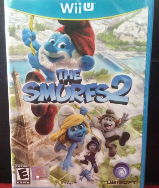 Wii U The Smurfs 2 game
