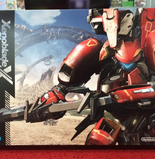 Wii U Xenoblade Chronicles X Special Edition game