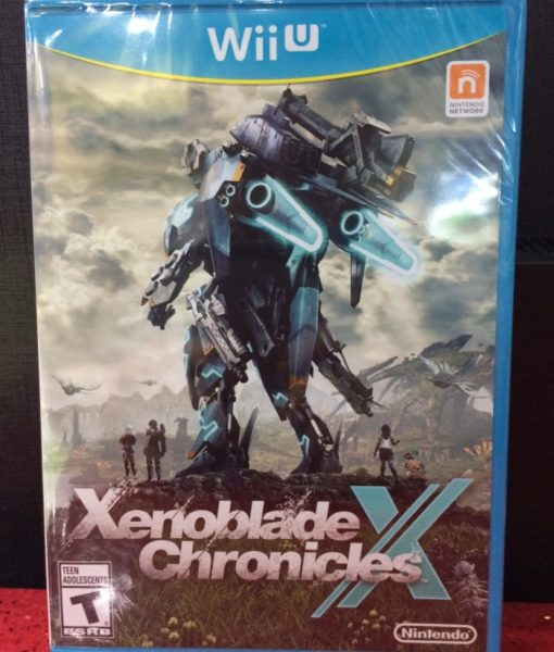 Wii U Xenoblade Chronicles X game