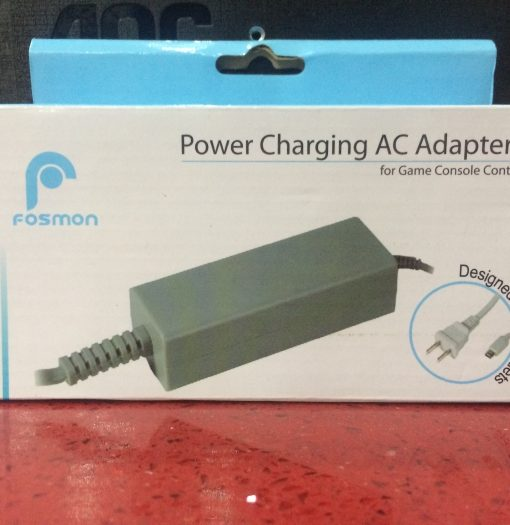 Wii U AC Adapter para GamePad fosmon
