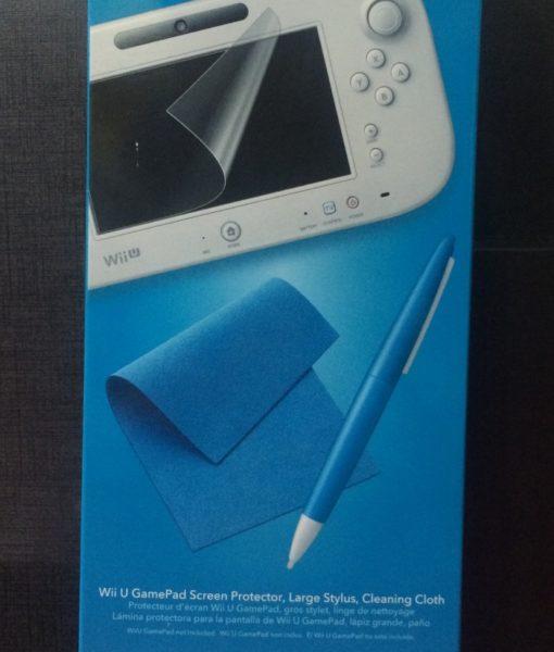Wii U GamePad Accesory Set Nintendo