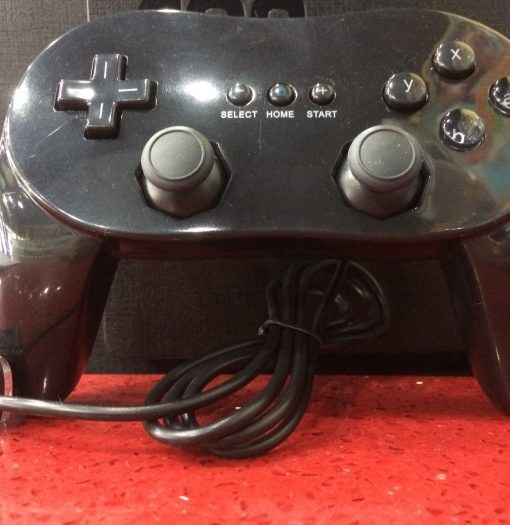 Wii Classic Pro Controller NEGRO HDE bolsa