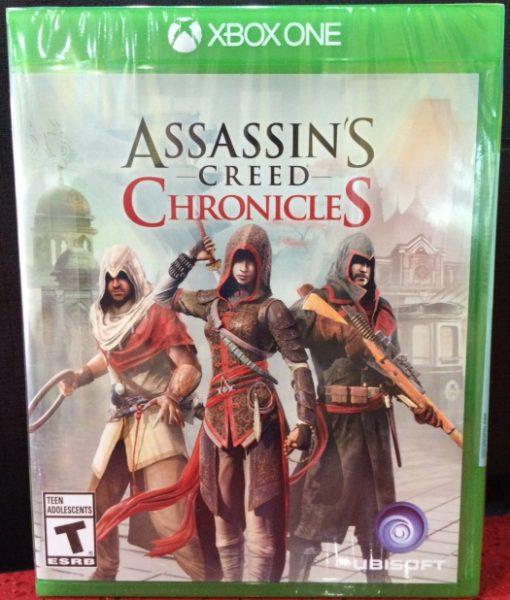 Xone Assassins Creed Chronicles game
