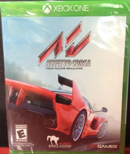 Xone Assetto Corsa game