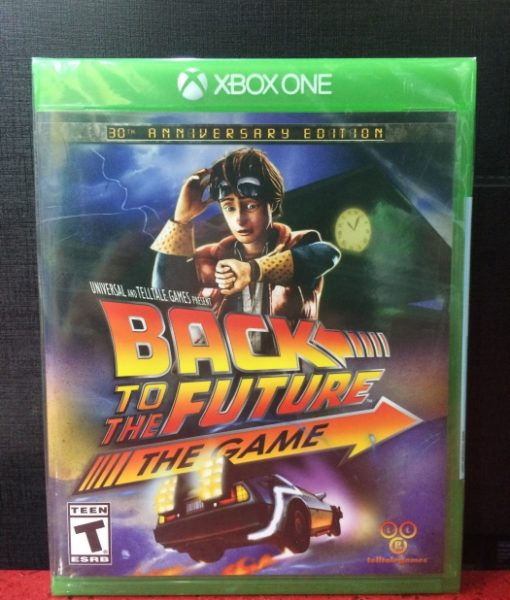 Xone Back to the Future The game