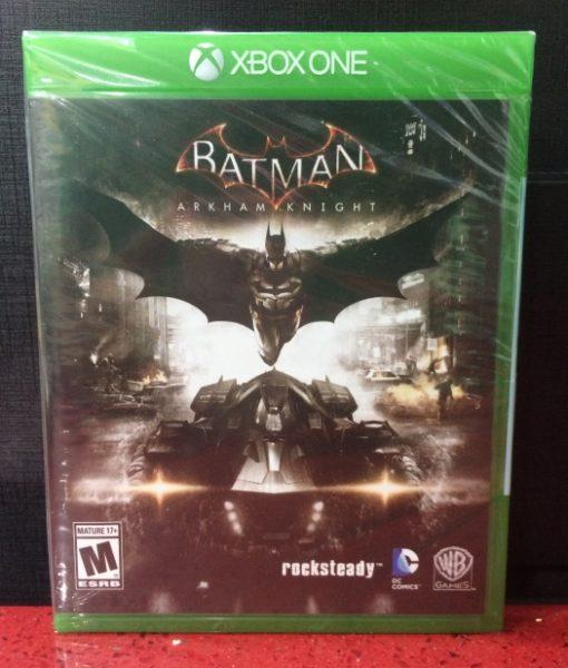 Xone Batman Arkham Knight game