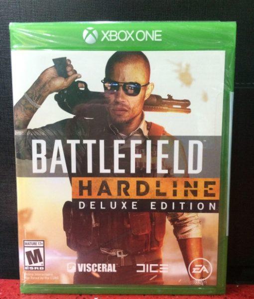 Xone BattleField Hardline Deluxe game