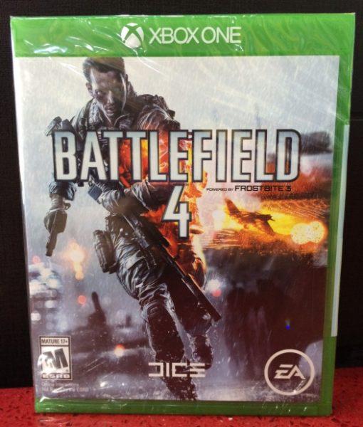 Xone Battlefield 4 game