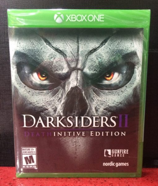 Xone Darksiders II Deathinitive Edition game