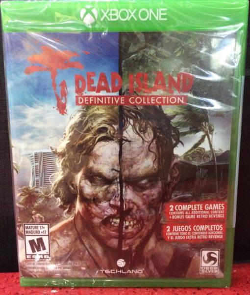 Xone Dead Island Definitive Collection game
