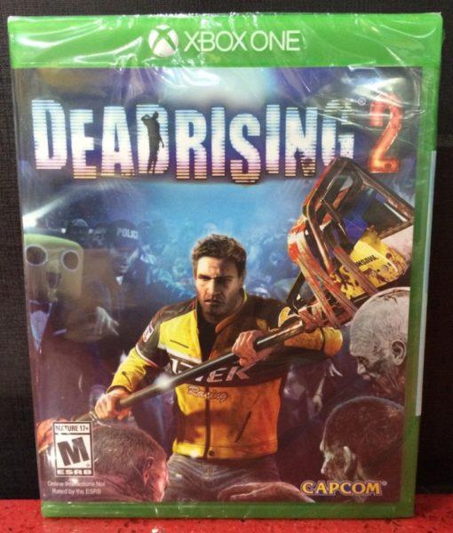 Xone Dead Rising 2 HD game