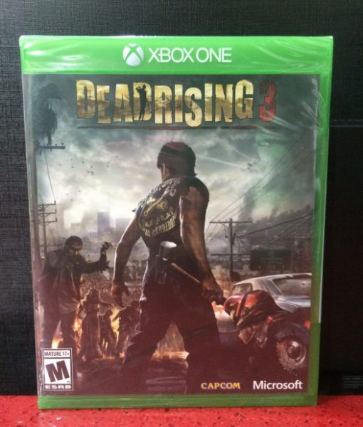 Xone Dead Rising 3 game