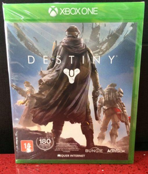 Xone Destiny game
