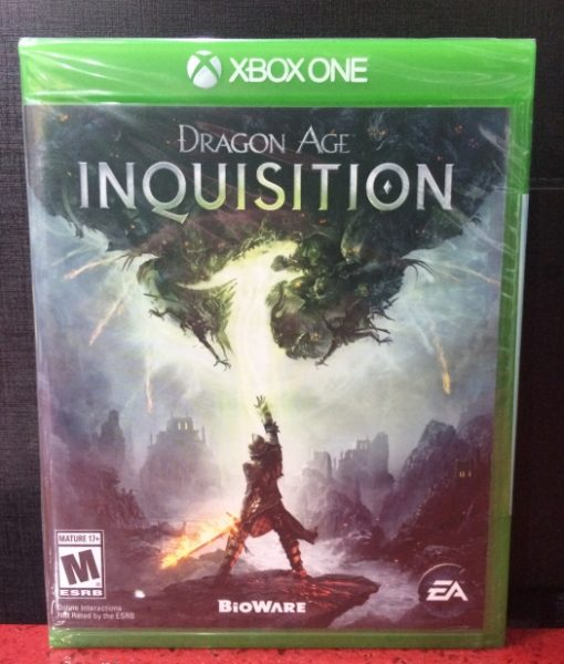 Xone Dragon Age Inquisition game