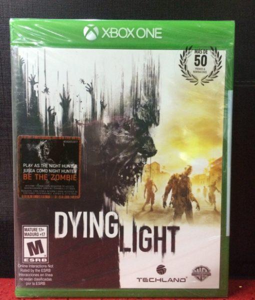 Xone Dying Light game
