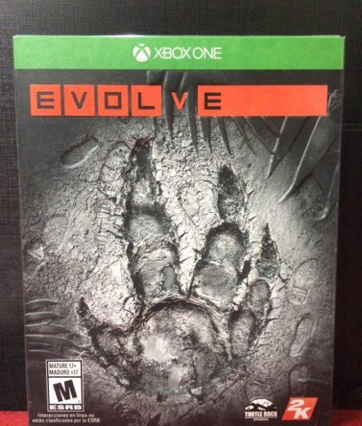 Xone Evolve game