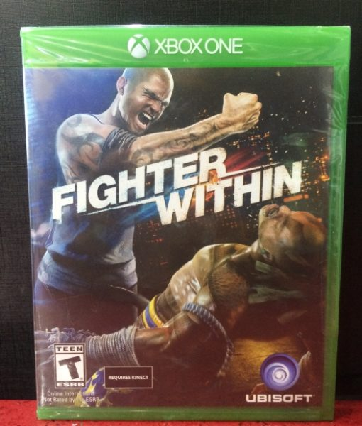 Xone Fighter Within game
