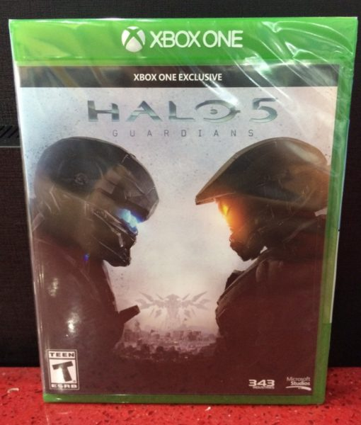 Xone Halo 5 Guardians game