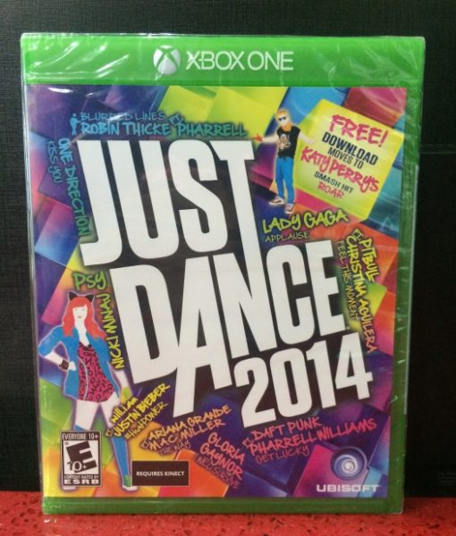 Xone Just Dance 2014 game