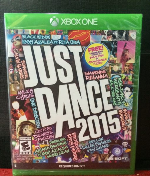 Xone Just Dance 2015 game