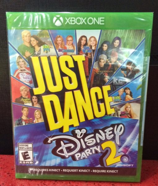 Xone Just Dance Disney Party 2 game