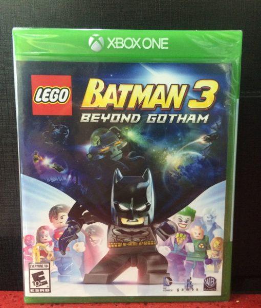 Xone LEGO Batman 3 Beyond Gotham game