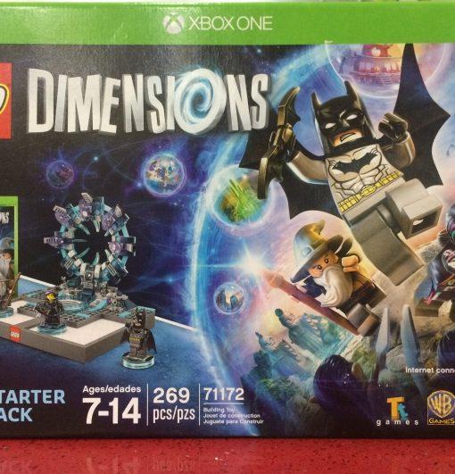 Xone LEGO Dimensions Starter Pack game