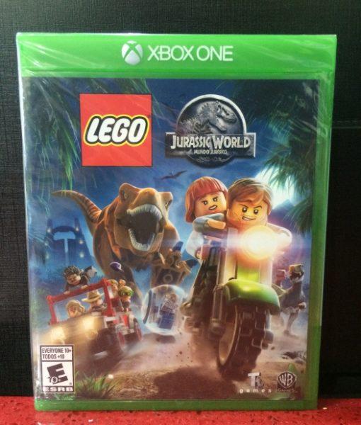 Xone LEGO Jurassic World game