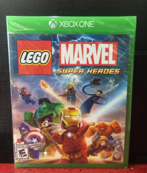 Xone LEGO Marvel Super Heroes game