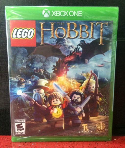 Xone LEGO The Hobbit game