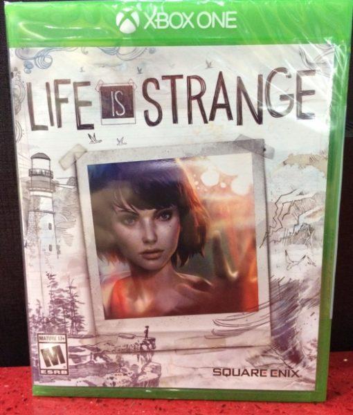 Xone Life is Strange game