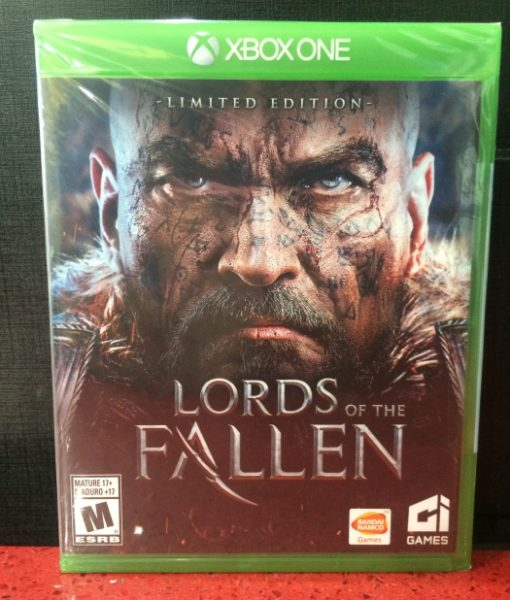 Xone Lords of the Fallen game