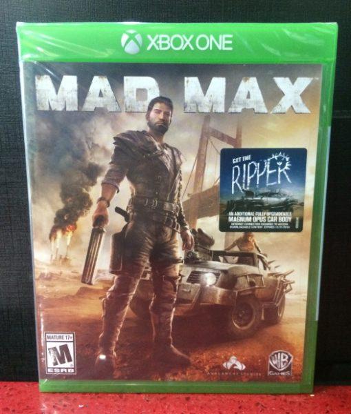 Xone MAD MAX game