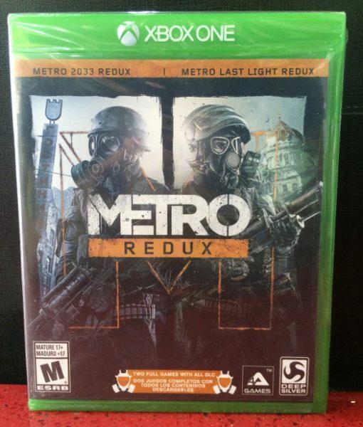 Xone Metro Redux game