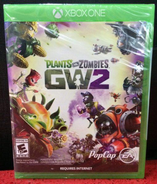 Xone Plants vs Zombies GW 2 game