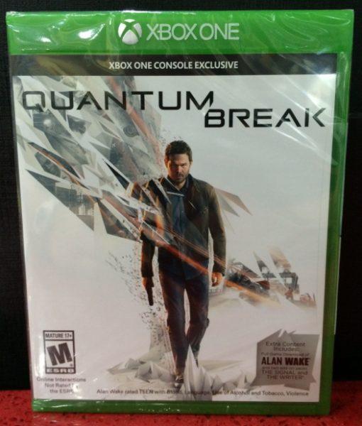 Xone Quantum Break game
