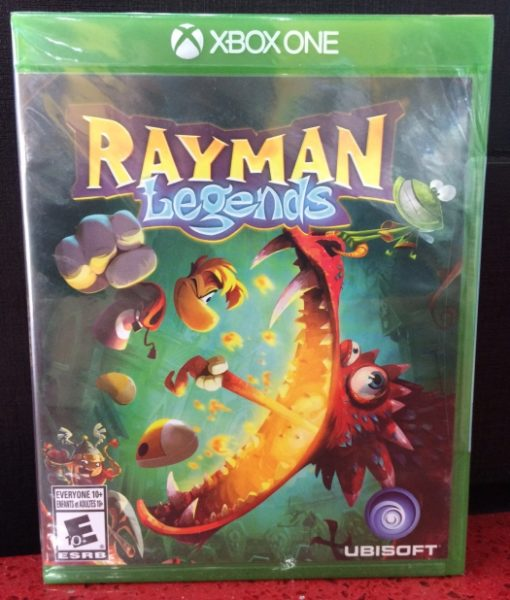 Xone Rayman Legends game