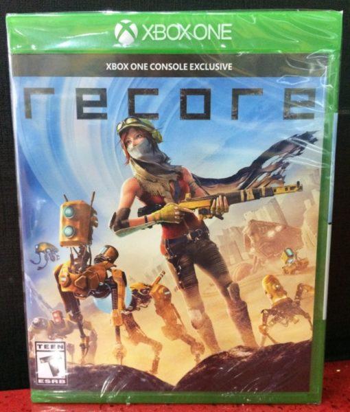 Xone Recore game