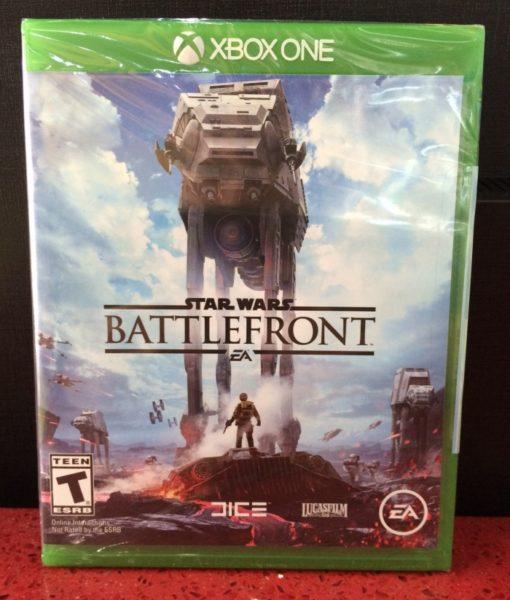 Xone Star Wars Battlefront game