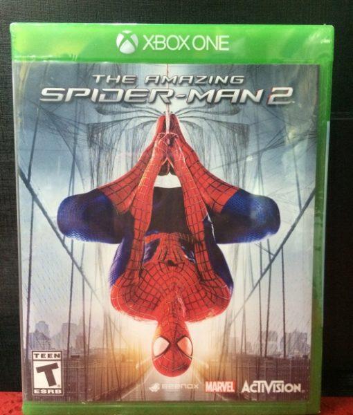 Xone The Amazing Spiderman 2 game
